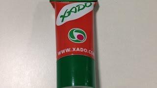 Тест присадки Хадо (Xado, ревитализант)