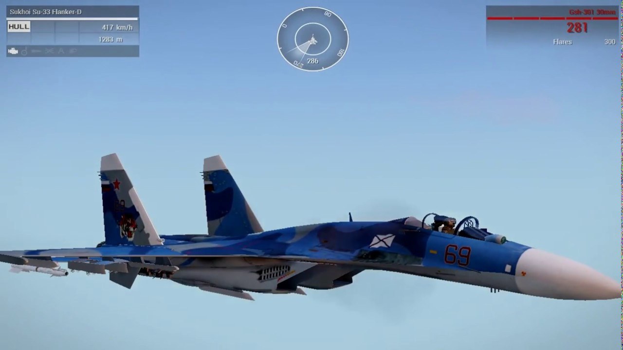Loading su 33 flanker d carrier based fighter jet su 27 - Sukhoi Su 33 Flanker D Mod For Arma 3