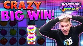 HUGE WIN on Jammin' Jars Slot - £10 Bet