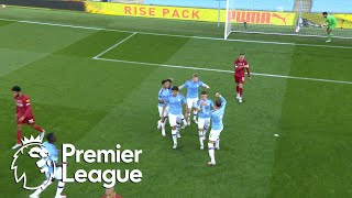 Kevin De Bruyne smashes in penalty to put Man City ahead of Liverpool   Premier League   NBC Sports