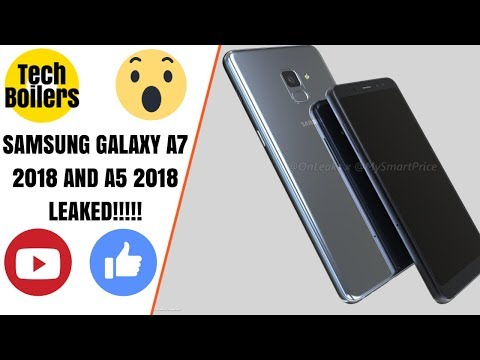 Samsung Galaxy A5 2018 | First Look |  Specifications  | Release Date.