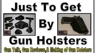 How To Make A Poorman Gun Holster & Clip Holder