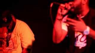 HAM.TV LIVE Sixman ft. Bigg Huey live (s.c.a.n music) wacko