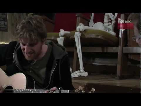 "Tim Neuhaus & The Cabinet bei der jmc Akustik Session - ""Lisztomania"" (ein Phoenix Cover)"