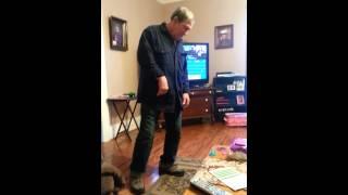 70 year old hip hop dancing