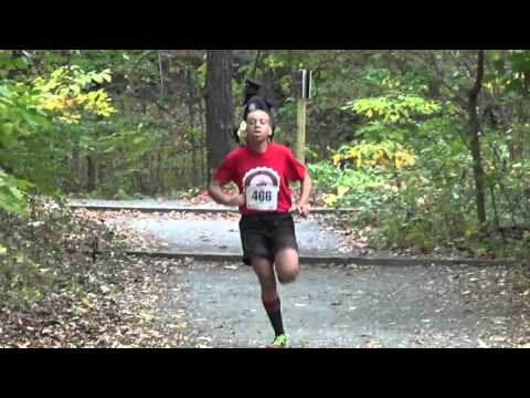 "Aaliyah Wajid Dewitt Clinton 2015 Bronx Cross Country Champion ""A Look Back"""