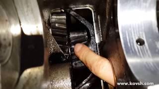 видео Куда прорываются выхлопные газы на двигателях VW 2