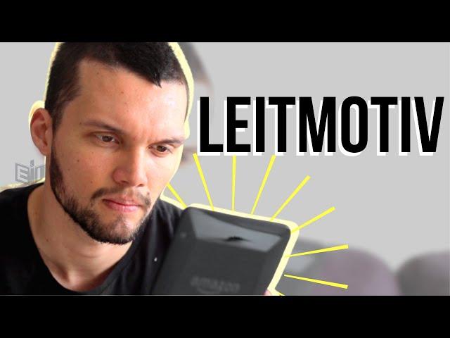 Leitmotiv: una estrategia sencilla para entender el arte (y la literatura)