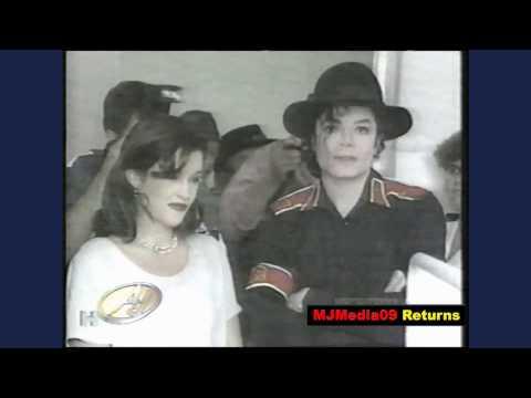Nov. '96 Michael marries a 6 month pregnant, Debbie Rowe, after Lisa Marie Divorce