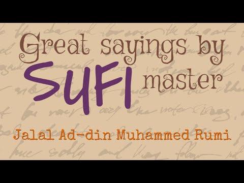 GREAT SAYINGS OF SUFI MASTER-1