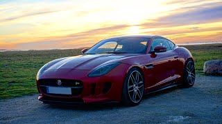 Jaguar F-Type R with Quicksilver exhaust