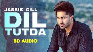 Dil Tutda (8D Audio🎧) | Jassi Gill | Arvindr Khaira | Goldboy | Nirmaan | Latest Punjabi Songs 2020