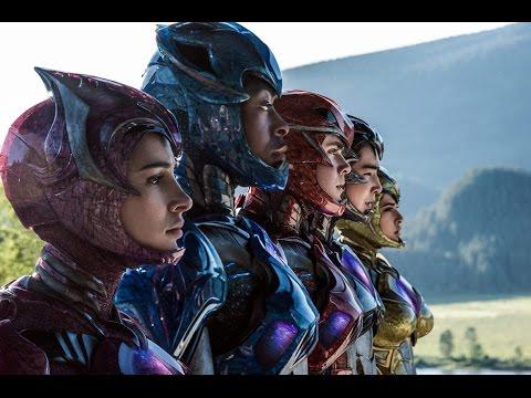 Power Rangers Il Film - Trailer Italiano Ufficiale dal 6 Aprile al Cinema