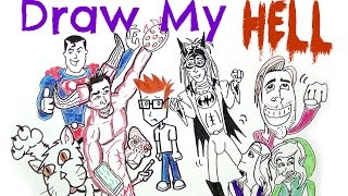 DRAW MY HELL - Adventures of a Geek