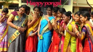 Pongal Celebration with Angel college students Part -1 Kaizen