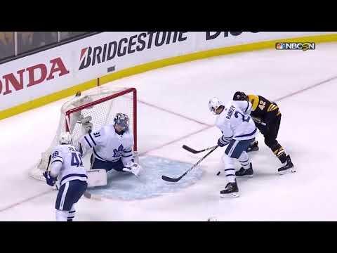 Toronto Maple Leafs vs Boston Bruins - April 12, 2018   Game Highlights   NHL 2017/18
