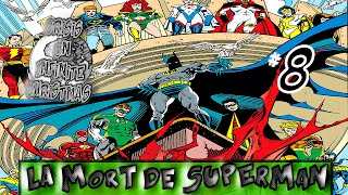 LA MORT DE SUPERMAN : BATMAN LIT LE COURRIER DE SUPERMAN ?