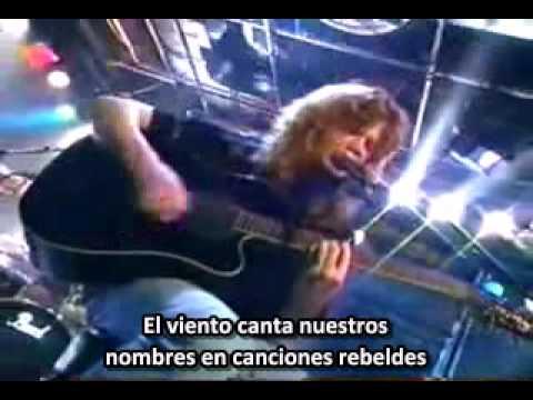 Megadeth - Promises (Subtitulos en Español)
