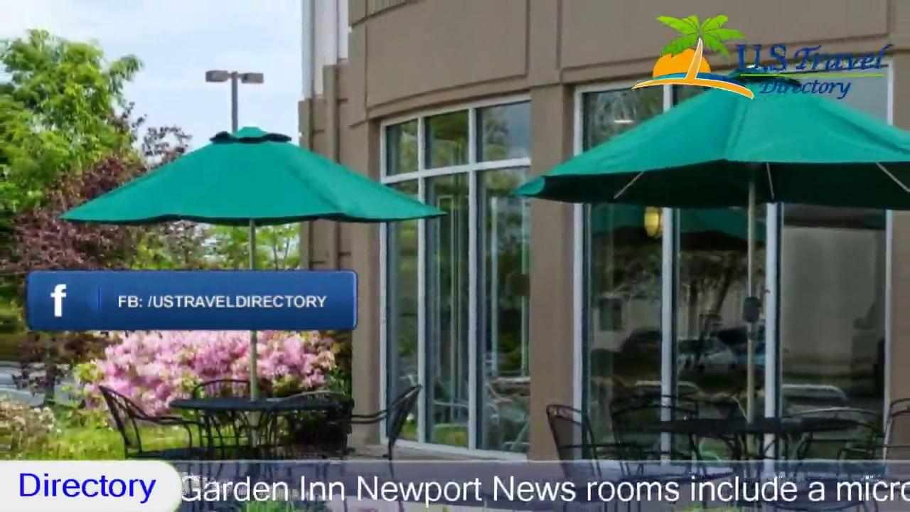 Hilton Garden Inn Newport News Newport News Hotels Virginia Youtube