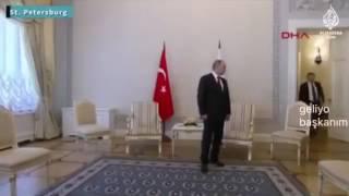 Erdoğan - Putin Görüşmesi İç Ses Konuşması :)) St.Petersburg 2016