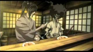 Afro Samurai vs HeadMaster Da Don - AMV - Bow Down