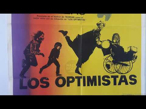 peter seller los optimistas afiche The Optimists of Nine Elms
