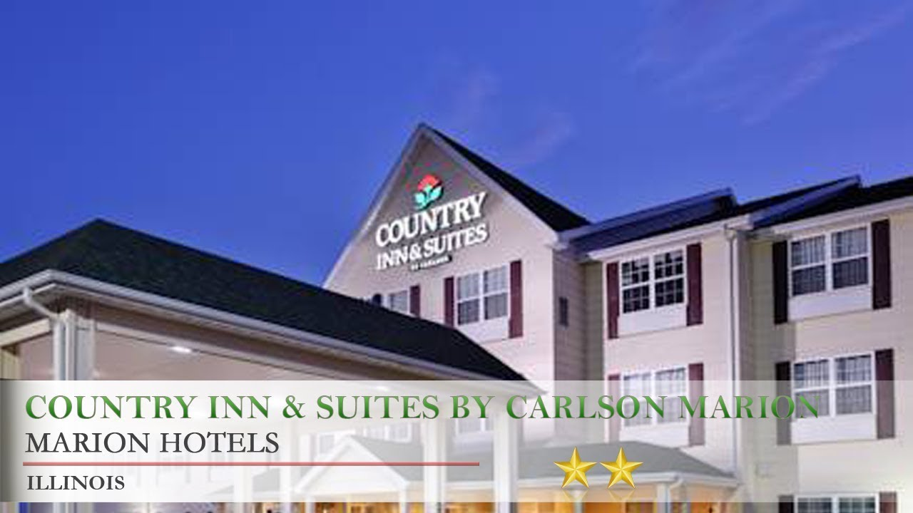 Country Inn Suites By Carlson Marion Hotels Illinois
