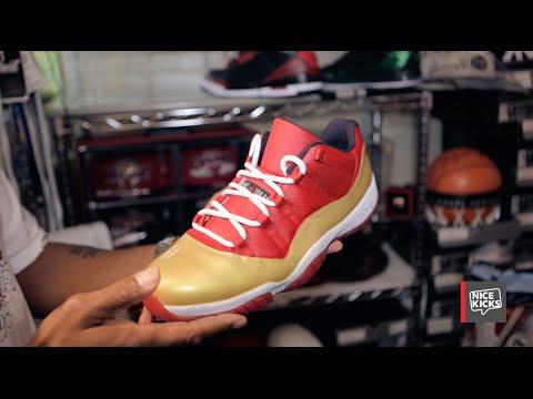"""A """"Sneak Peek"""" Inside Jumpman Bostic's Sneaker Basement"""