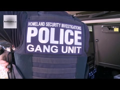 Homeland Security Investigations - 361 Arrested During Nationwide Gang Operation