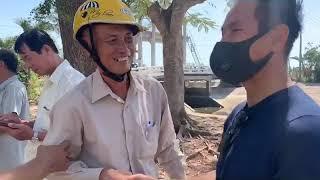 Chung Tay Giúp Bà Con Miền Tây Lắp Đặt 20 Bộ Máy Lọc Nước Cùng Lý Hải Minh Hà