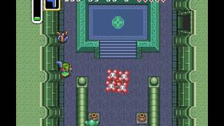 The Legend of Zelda: A Link to the Past (SNES) Eastern Palace pt. 1
