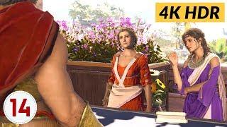 Paros Blockade. Ep.14 - Assassin's Creed Odyssey [4K HDR]