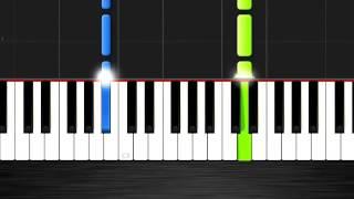 Una melodía hermosa y facil de aprender (piano)