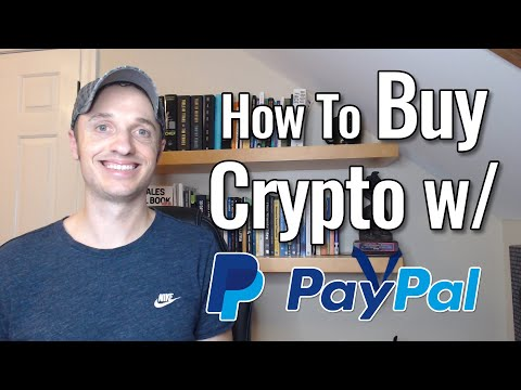 How To Buy Crypto With PayPal, But... Should You?