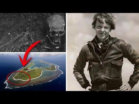 La Misteriosa Desaparición de la Aviadora Amelia Earhart