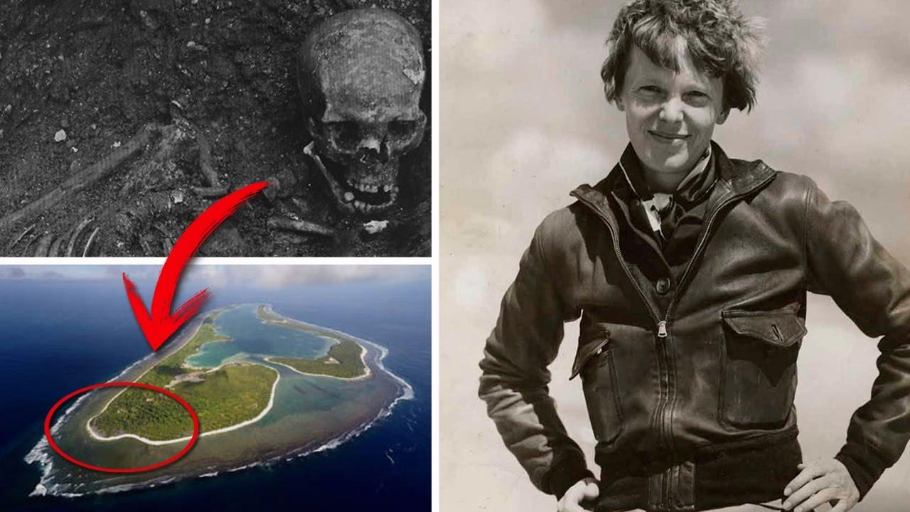 La Misteriosa Desaparicin De La Aviadora Amelia Earhart