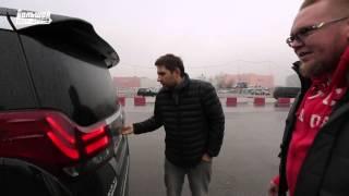Toyota Alphard 2015 - Большой тест-драйв (видеоверсия) / Big Test Drive(Сергей Стиллавин и Рустам Вахидов сошлись во мнении, что обновленный Toyota Alphard нравится. Нравится настолько,..., 2015-11-13T14:31:12.000Z)