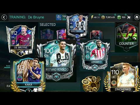 Fastest way to improve your team and insane 30 million upgrade in FIFA Mobile 18