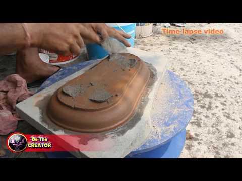 Making of Landscape Bonsai Pot, Be the Creator