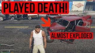 I PLAYED DEATH IN GTA!!