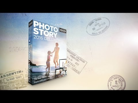 MAGIX Photostory 2016 Deluxe (INT) – Slideshow software