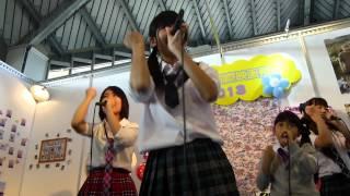 ラフピータウン 沖縄スター誕生ブース 1部 琉球アイドル HP http://www....