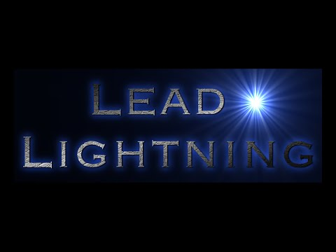Lead Lightning Banner Introducing Lead Lightning