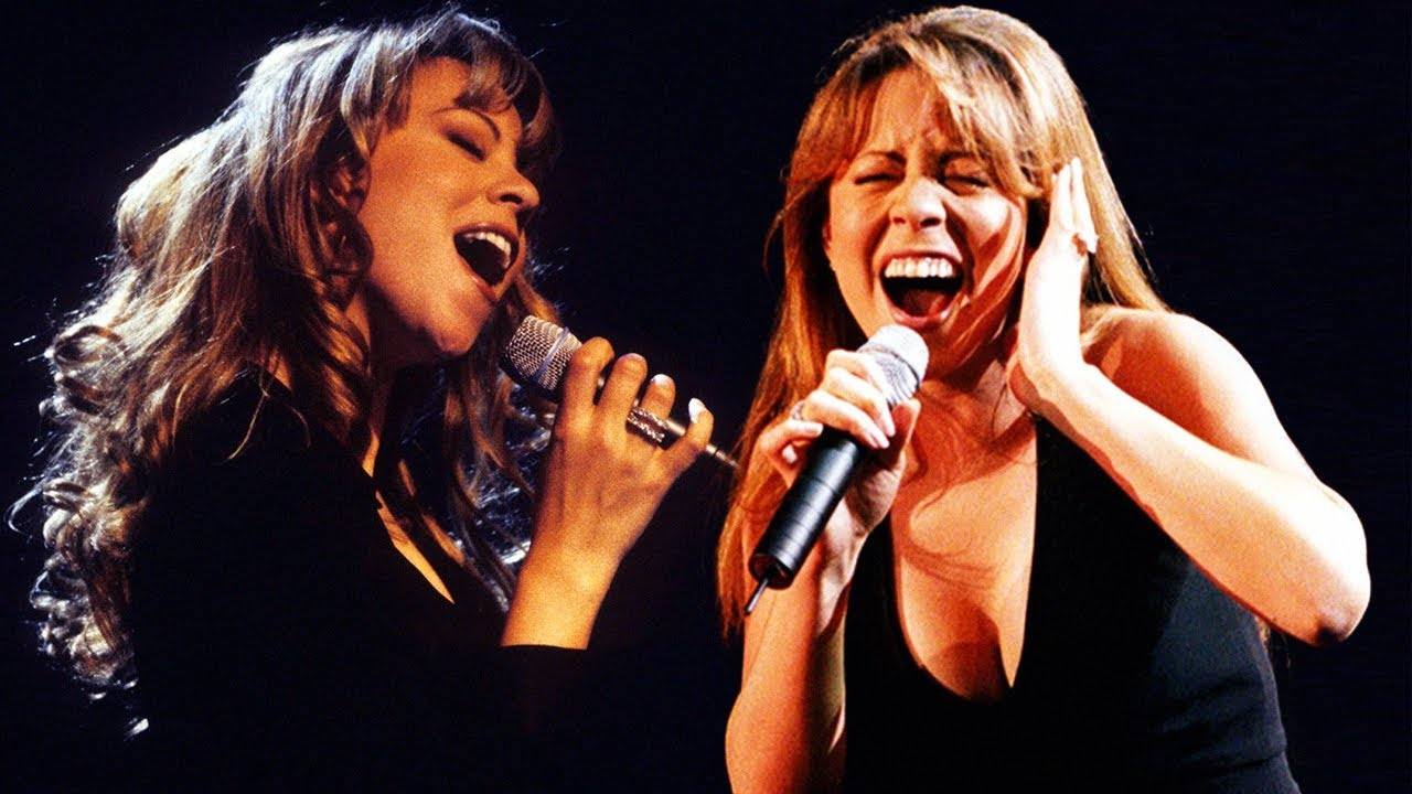 Mariah Carey Msg 1995 Vs Tokyo Dome 1996 Vocal Battle