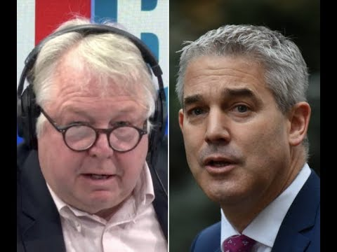 Nick Ferrari Grills Brexit Secretary On Ferry Contract