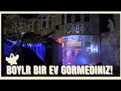 VLOG | ÇOK KORKTUM! BOYLE BIR EV GORMEDINIZ! | GUNLUK HAYAT