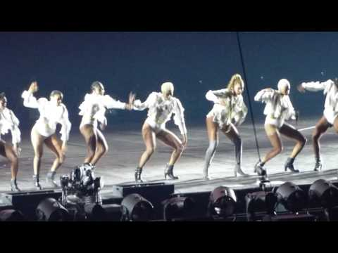 Beyoncé - Mine / Baby Boy / Hold Up / Countdown  - Düsseldorf 12-July-2016