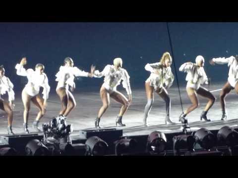 Beyoncé - Mine / Baby Boy / Hold Up / Countdown  - Düsseldorf 12-July-2016