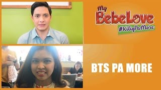 Audition Pa More (My Bebe Love BTS)