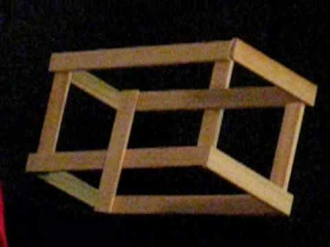 box wooden impossible